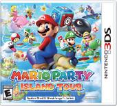 Box NA - Mario Party Island Tour