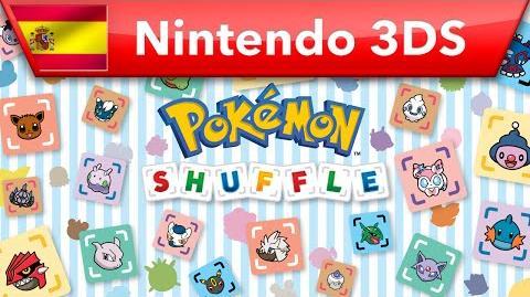Pokémon Shuffle - Tráiler de lanzamiento (Nintendo 3DS)