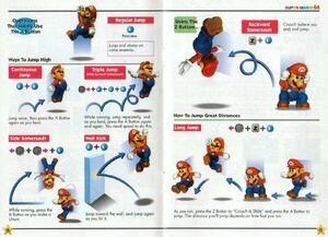Super Mario 64 jumping6