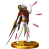 Super Smash Bros. for Wii U Demon Lord Ghirahim (Trophy)