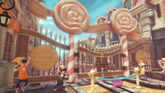 ARMS - Artwork - Lola Pop Stage (Candy Gate) 01