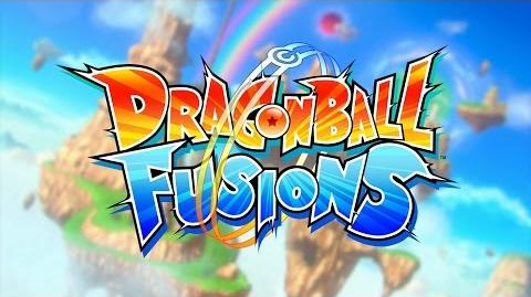 Dragon Ball Fusions - Announcement Trailer 3DS