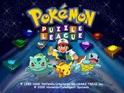 Pokemon Puzzle League title screen