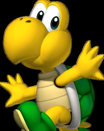 Koopa Troopa Nintendo Fandom