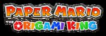 Logo - Paper Mario The Origami King