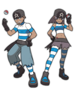 ORAS Team Aqua Grunts
