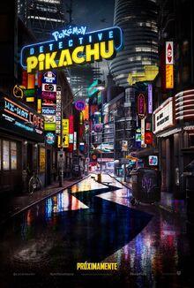 Pokémon Detective Pikachu - Poster