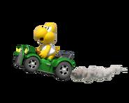 Super Mario Maker 2 - Koopa Car