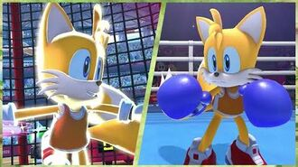 All 24 Events (Tails gameplay) Mario & Sonic at the Olympic Games Tokyo 2020 (Switch)