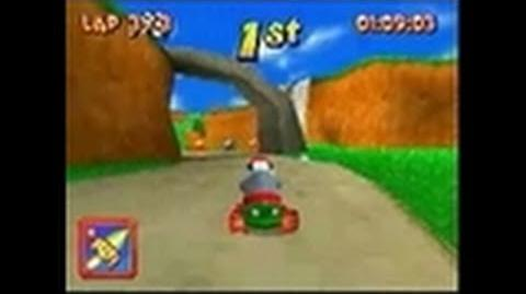 Diddy Kong Racing DS Nintendo DS Gameplay