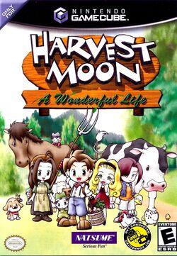 Harvest Moon - A Wonderful Life (NA)