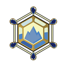Iceberg Badge