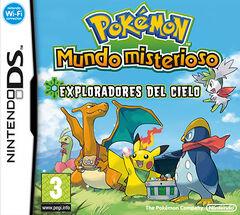 Pokémon MD EoS Caja (EU)