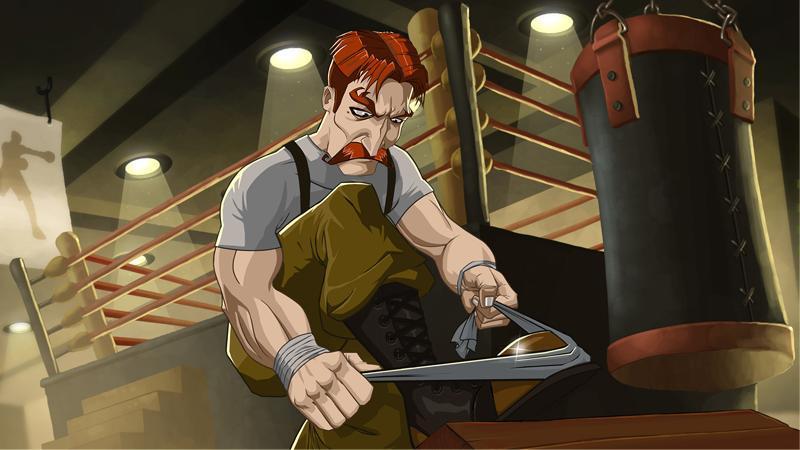 Mike Tyson Punch Out Wii : Von kaiser nintendo fandom powered by wikia