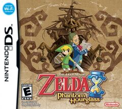 TLoZ Phantom Hourglass (NA)