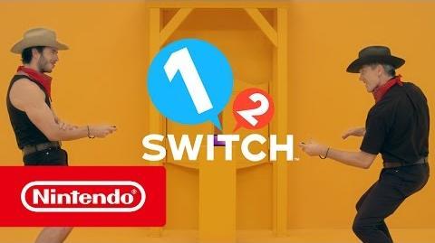 1-2-Switch - Tráiler de Nintendo Switch