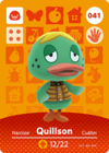 Animal Crossing Amiibo Card 041