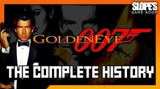GoldenEye The Complete History - SGR