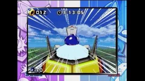 Sonic Rush - Trailer - Tokyo Game Show 2005