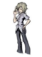 The World Ends with You Final Remix - Character Art - Joshua 14