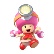 Toadette CT