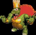 King K. Rool Artwork - Donkey Kong 64