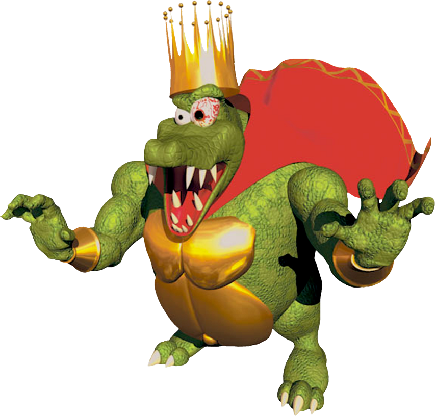 Image result for k.rool transparent background