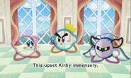 Kirby upset