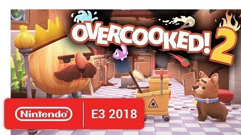 Alecran/E3 2018: Anunciado Overcooked 2 para Switch, PS4, Xbox One y PC