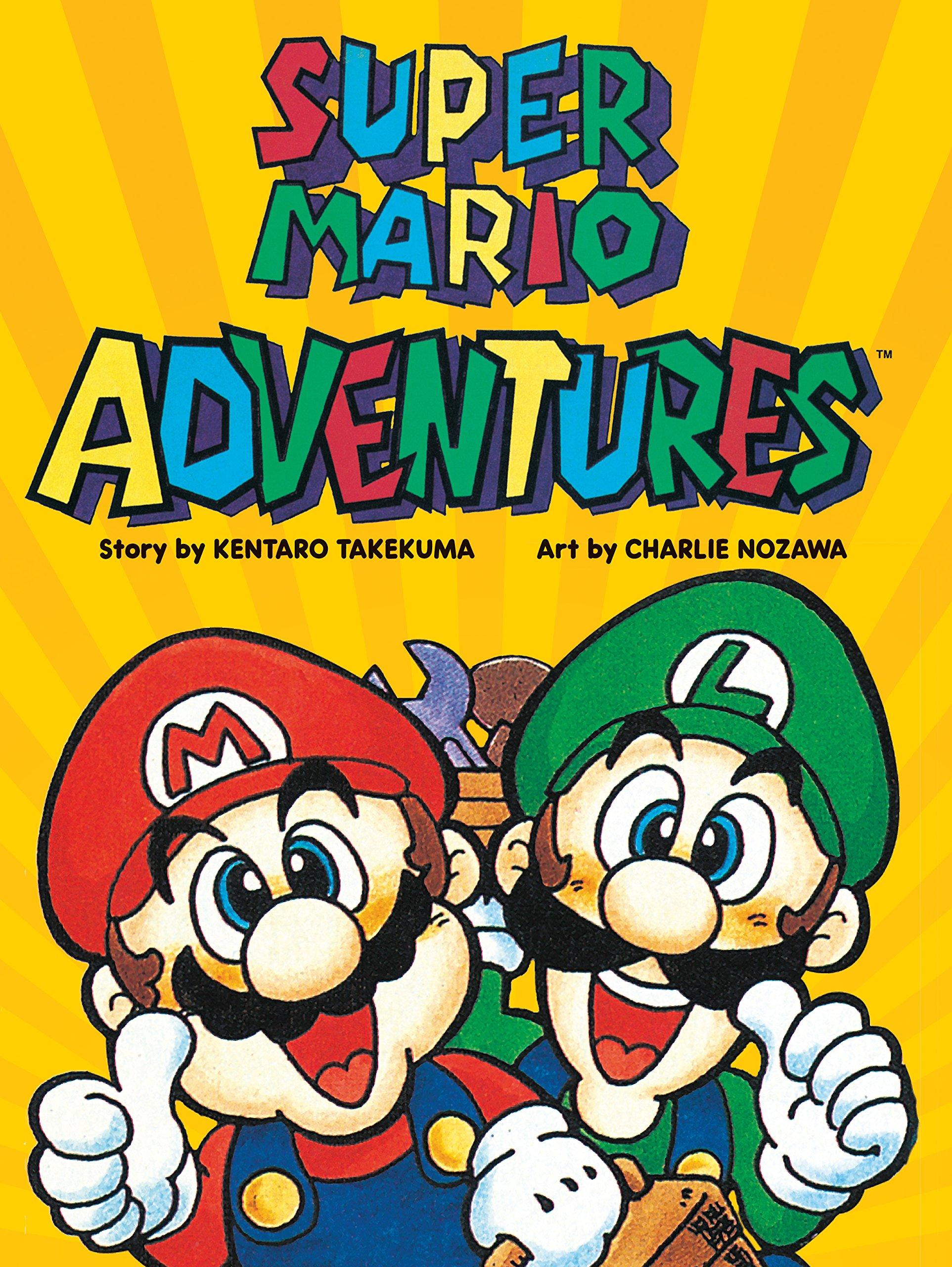 Super Mario Adventures | Nintendo | FANDOM powered by Wikia