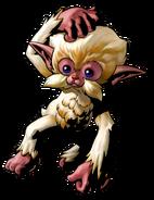 The Legend of Zelda Majora's Mask 3D - Character artwork 33