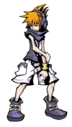 The World Ends with You Final Remix - Character Art - Neku 15