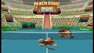 Mario Power Tennis All Character's Winning and Losing Animations 1-41 screenshot