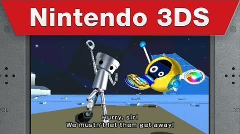 Nintendo 3DS - Chibi-Robo! Zip Lash Gameplay Trailer