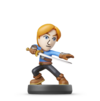 Amiibo - SSB - Mii Swordfighter