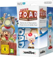 Captain Toad amiibo bundle (EU)
