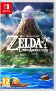 Link's Awakening (Switch) (EU)
