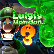Release icon - Luigi's Mansion 3