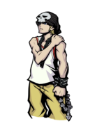 The World Ends with You Final Remix - Character Art - Beat 8