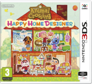 Happy Home Designer - UK Boxart