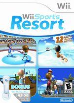 Wii Sports Resort (NA)