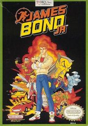 James Bond Jr. (NES) (NA)