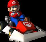MKDS Mario