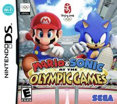 Mario & Sonic at the Olympic Games (NA)