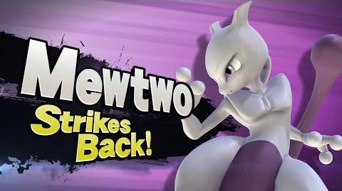 Wii U】Mewtwo Strikes Back!