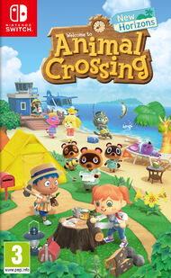 Animal Crossing New Horizons (EU)