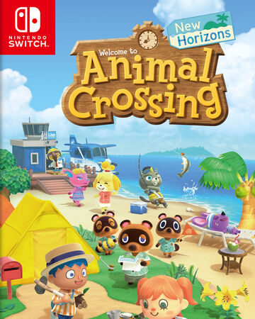 Animal Crossing New Horizons Nintendo Fandom