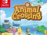 Animal Crossing: New Horizons/gallery