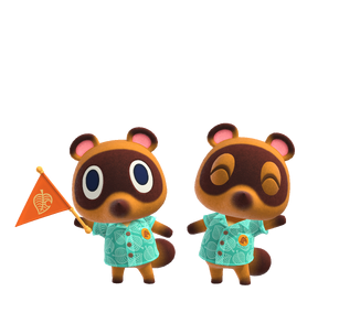 Animal Crossing New Horizons - Timmy and Tommy