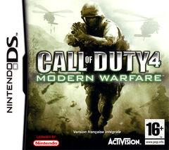 Call of Duty 4 Modern Warfare DS (EU)